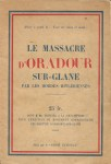Massacre-Oradour